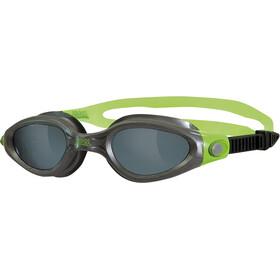 Zoggs Phantom Elite - Lunettes de natation Femme - gris/vert